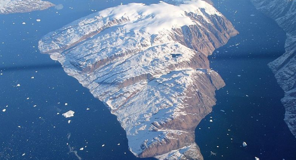 Greenland Glacier is Melting at an Alarming Rate, Study Shows.