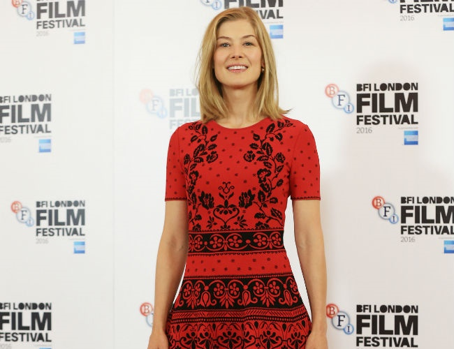 Rosamund Pike says Hollywood is difficult on women