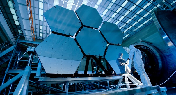 Check out this super cool NASA space telescope that will blow Hubble away