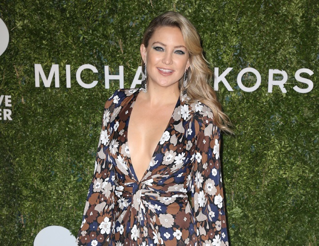 Kate Hudson on the importance of friendships