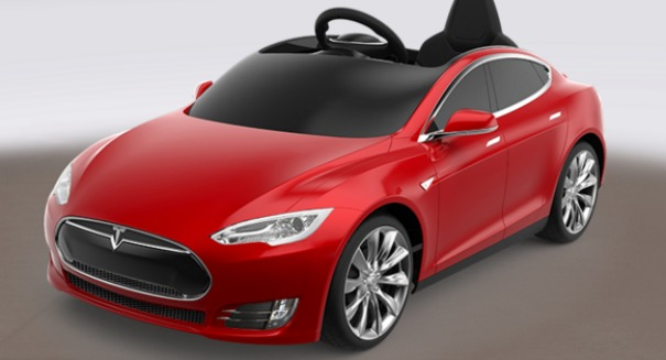 Your child can now drive a Tesla … seriously