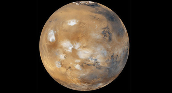 Huge discovery: Tiny pebbles prove roaring rivers on Mars
