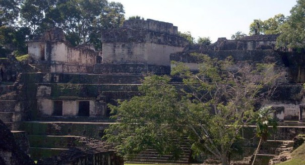 No, a 15-year-old didn't discover a Mayan temple