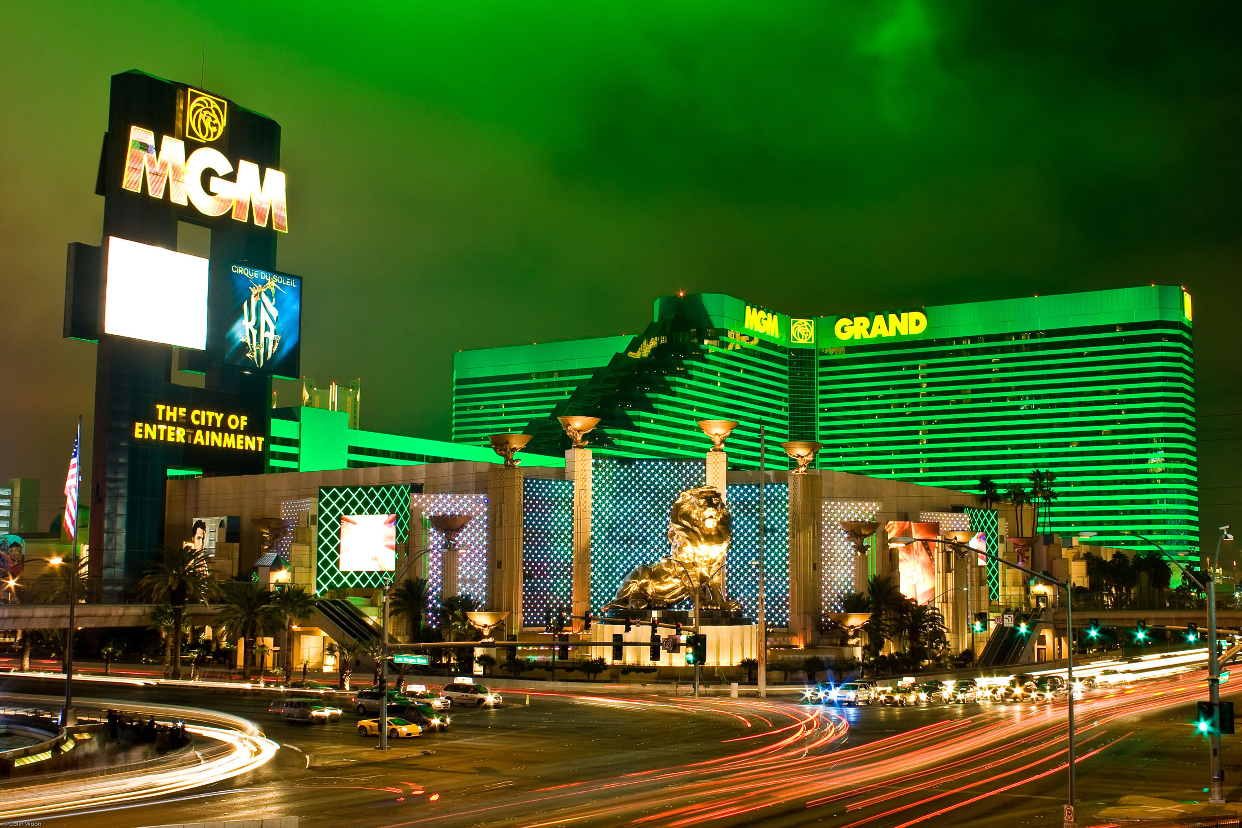 MGM disputes Connecticut law allowing Indian casino development