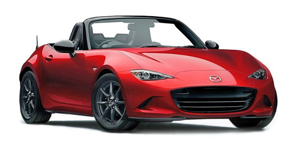 Mazda stuns car industry with MX-5 Miata