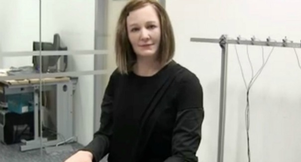 Meet 'Nadine' — A robot so real, it's creepy
