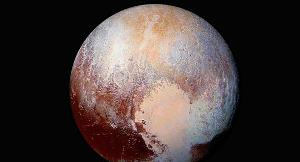 New photos of Pluto have scientists 'reeling'