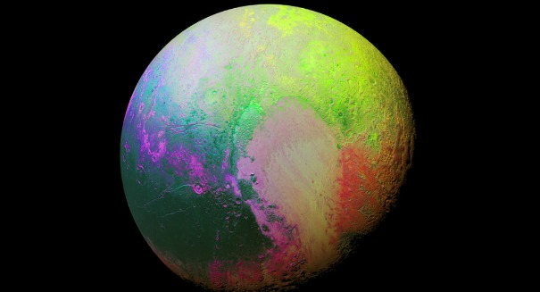 Scientists have just found something totally unexpected on Pluto a young surface