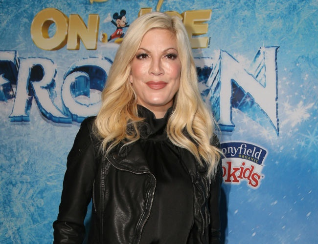 Tori Spelling expecting fifth child with Dean McDermott