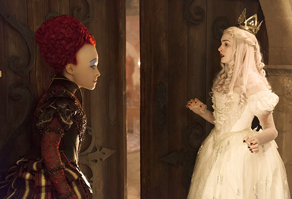 Now on DVD: Anne Hathaway wants to change the narrative with films like 'Alice Through the Looking Glass'