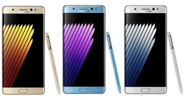 Breaking: Samsung Galaxy Note 7 just leaked to the press