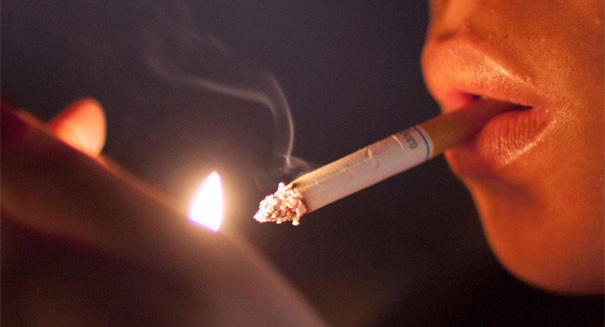 Smoking may increase risk of certain types of breast cancer