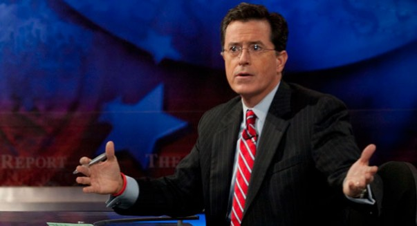 Here he comes: Stephen Colbert kicks off Late Show tonight