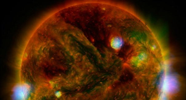 There's a giant hole in the sun — and here's what it means
