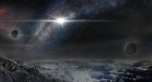 Mysterious, incredibly bright supernova deep in space baffles scientists