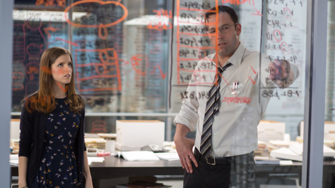 'The Accountant' director, Gavin O'Connor, thinks it's a great time to be different