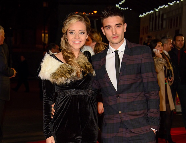 Tom Parker and Kelsey Hardwick want to travel the world for their honeymoon