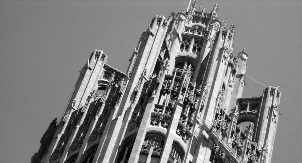 Chicago's iconic Tribune Tower is for sale for a crazy high price