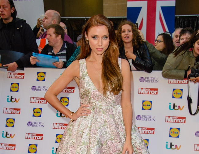 Una Healy on balancing motherhood and career