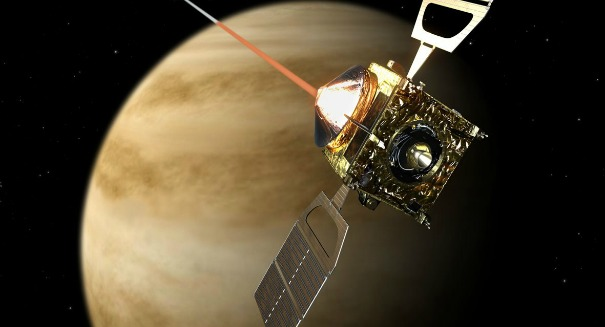 Stunning Venus discovery floors scientists